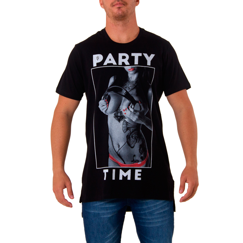 Camiseta Party Time