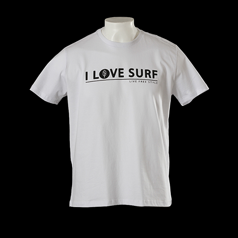 Camiseta I Love Surf