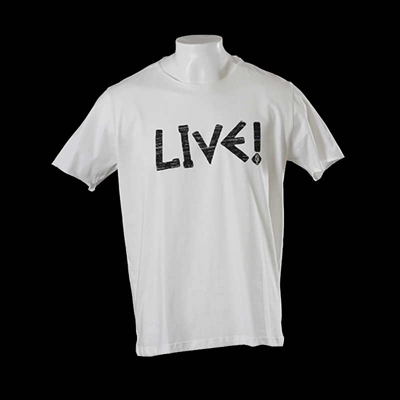Camiseta Live Free Style