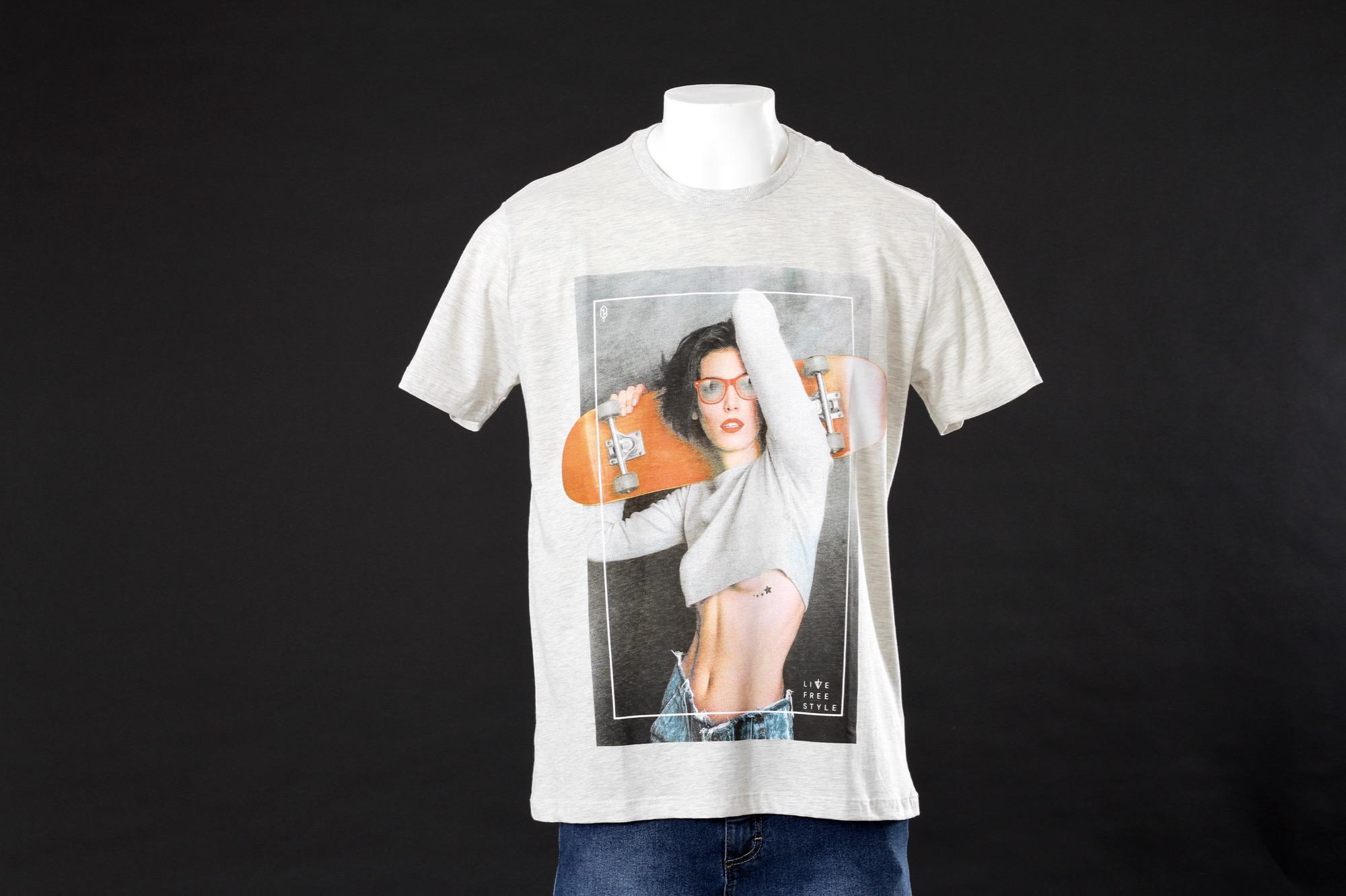 Camiseta Sensual