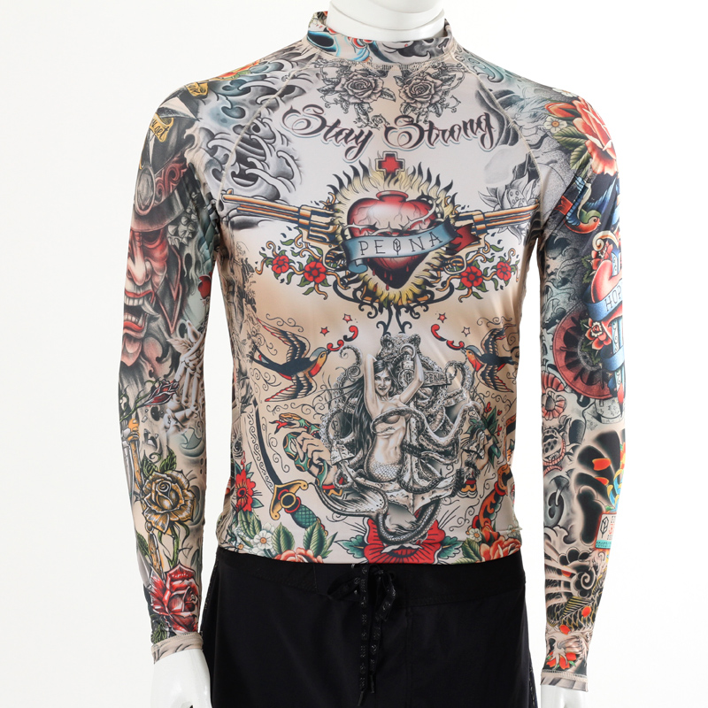 Rash Guard Tatoo