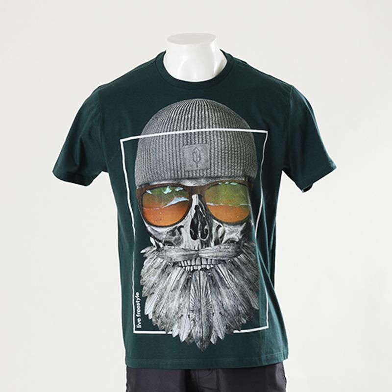 Camiseta Skull Board