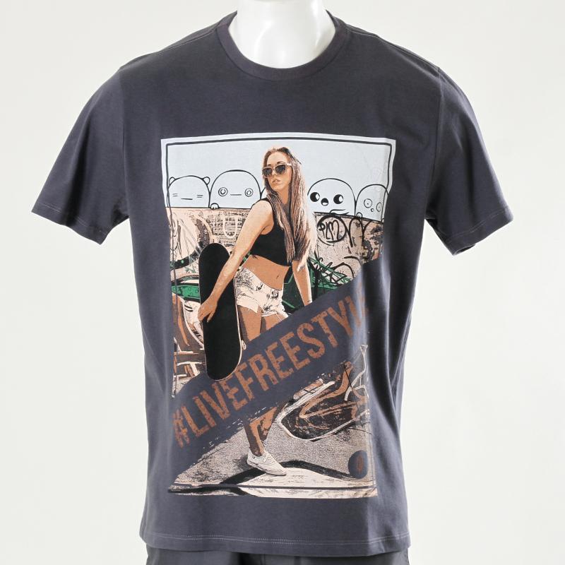 Camiseta Doodle Sexy