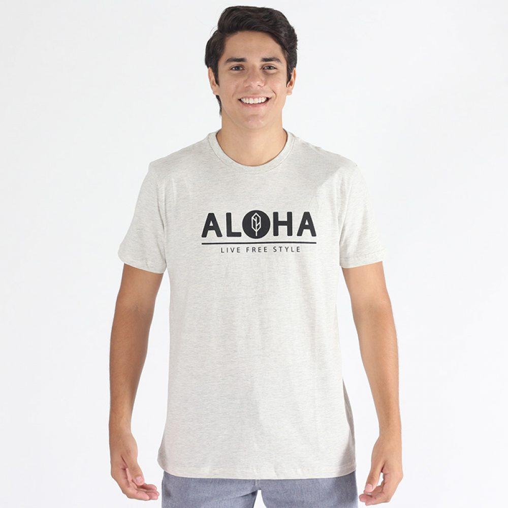 2e2d70bb65 Camiseta Aloha - Pena Store
