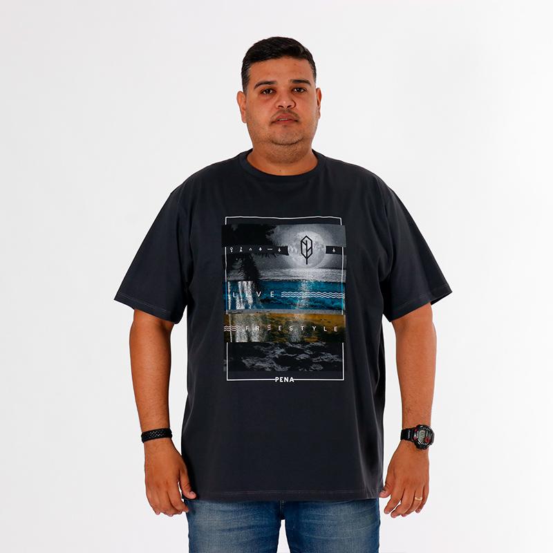 Camiseta Moon Pena