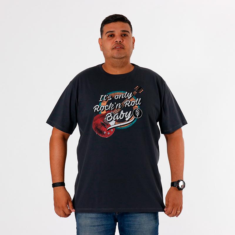 Camiseta Only Rock Pena