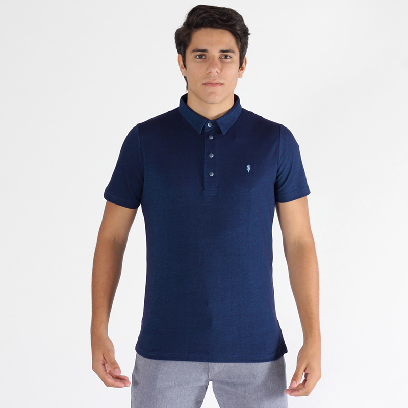 Camiseta Gola Polo Clássica Pena