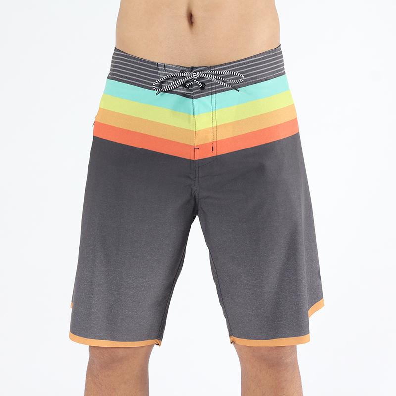 Bermuda Amarração Rainbow Pena