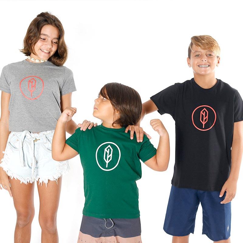 Camiseta Inf Juv Logo Pena