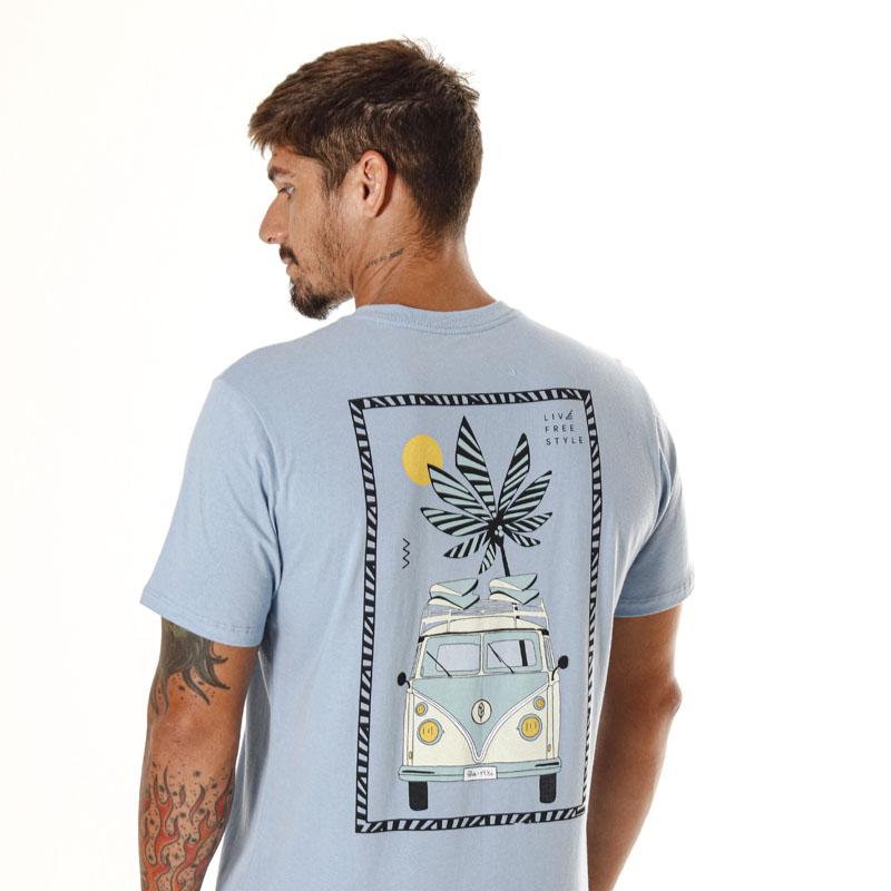 Camiseta Coconut Style Pena